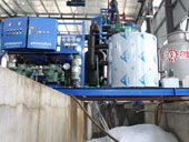 Industrial flake ice maker_5