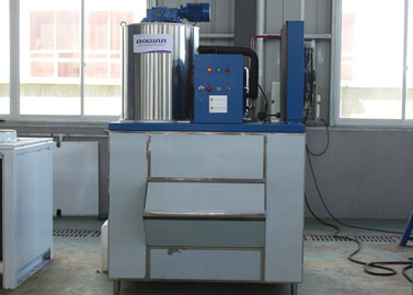 Marine used seawater flake ice machine