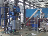 Ice factory with turnkey solutions