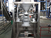 New ice packing machine
