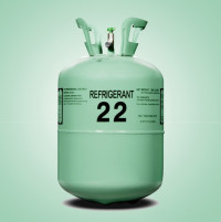 R-22 refrigerant is going away!