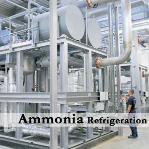 ammonia system